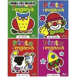 PINTA I ENGANXA 4 TITOLS