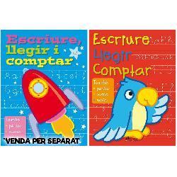 ESCRIURE LLEGIR COMPTAR 2 TITOLS