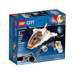 LEGO CITY-MISION REPARAR EL SATELITE