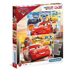 PUZZ 2X20 CARS 3