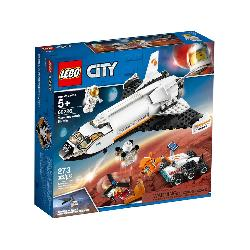 LEGO CITY-LANZADERA CIENTIFICA A MARTE