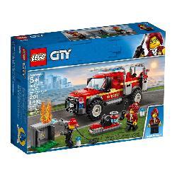 LEGO CITY-CAMION JEFA DE...