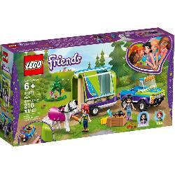 LEGO FRIENDS-REMOLQUE CABALLO DE MIA