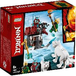 LEGO NINJAGO-VIAJE DE LLOYD