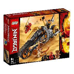 LEGO NINJAGO-MOTO TODOTERRENO DE COLE