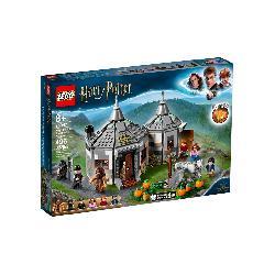 LEGO HARRY POTTER-CABAÃ'A DE HAGRID