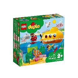 LEGO DUPLO-AVENTURA EN SUBMARINO