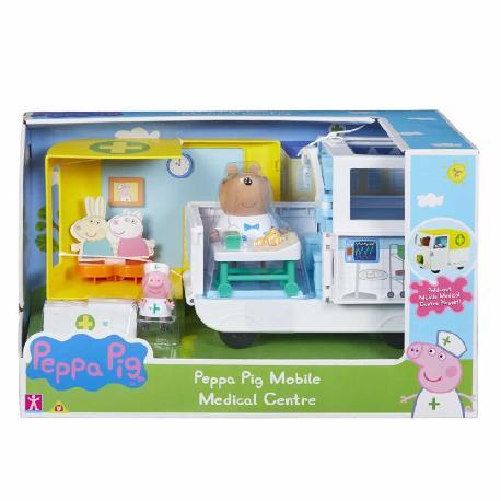 PEPPA PIG-AMBULANCIA Y CENTRO MEDICO