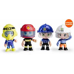 PIN Y PON ACTION FIGURAS EMERGENCIA SURT