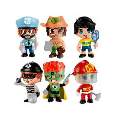 PIN Y PON ACTION FIGURAS SURT