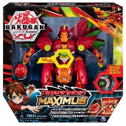 BAKUGAN-DRAGONOID MAXIMUS