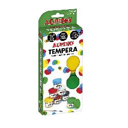 TEMPERA ALPINO 7PCS LAVABLES