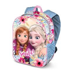 CARTERA 31CM FROZEN 3D SMILE