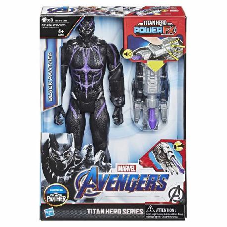 AVENGERS-FOGURA BLACK PANTHER TITAN FX
