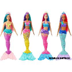 BARBIE SIRENAS DREAMTOPIA SURT