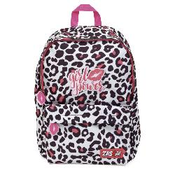CARTERA ANIMAL PRINT 41CM MOCHILA