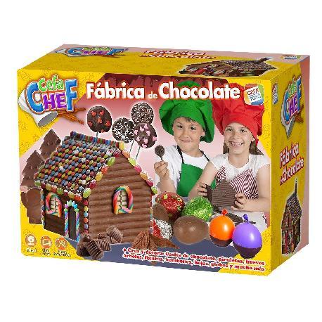CEFACHEF FABRICA DE CHOCOLATE