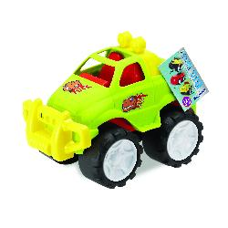 COCHE-CAMION PLAST.BUGGY-BIG WHEELS