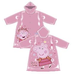 IMPERMEABLE PEPPA PIG PVC T2-4-6