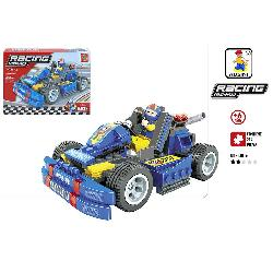 CONSTRUCCION BLOQUES 216PCS COCHE RACING