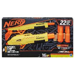 NERF-ALPHA STRIKE TIGER DB 2 TARGET SET