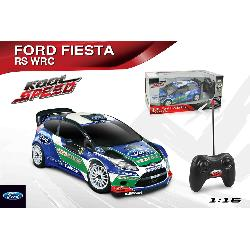 COCHE RC FORD FIESTA 1-16 WORLD RALLY