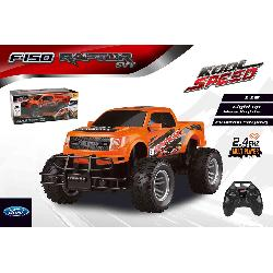 COCHE RC FORD F150 RAPTOR 1-18