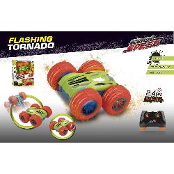 COCHE RC FLASH REVERSIBLE...