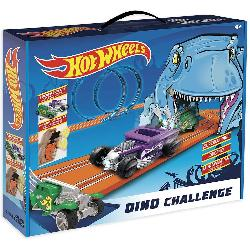 HOT WHEELS-DINO CHALLENGE