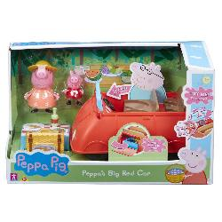 PEPPA PIG-COCHE DELUXE