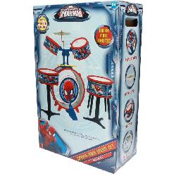 BATERIA SPIDERMAN COMPLETA
