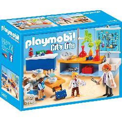 PLAYMOBIL CLASE DE QUIMICA