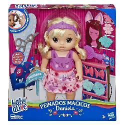BABY ALIVE-DANIELA PEINADOS MAGICOS