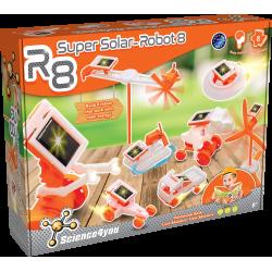 ROBOT 8 SUPER SOLAR