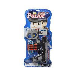 POLICIA ACCESORIOS EN BLISTER