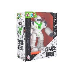 ROBOT SPACE ROBOT LUZ Y SONIDO CAMINA