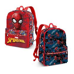 CARTERA SPIDERMAN REVERSIBLE HERO
