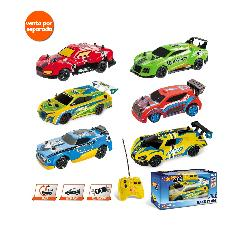 COCHE RC HOT WHEELS MINI 4 SURT