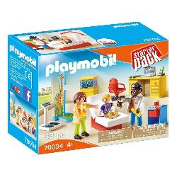 PLAYMOBIL CONSULTA DE PEDIATRIA