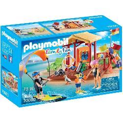 PLAYMOBIL CLASE DEPORTES DE AGUA