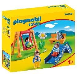 PLAYMOBIL 1.2.3 PARQUE INFANTIL