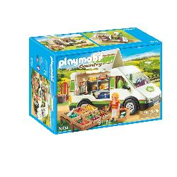 PLAYMOBIL MERCADO MOVIL