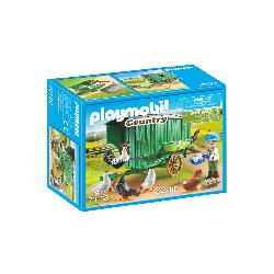 PLAYMOBIL GALLINERO