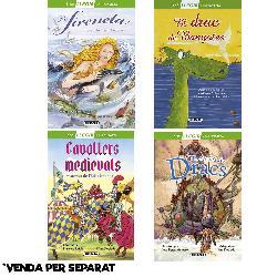 HISTORIES DRACS/LLIBRE SELVA/PINOTXO