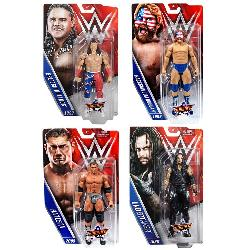 WWE-FIGURAS BASICAS SUMMER SLAM