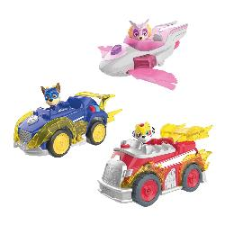 PAW PATROL-VEHICULOS MIGHTY PUPS