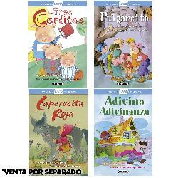 ADIVINA-CAPERUCITA-PULGARCITO-3 CERDITOS