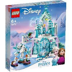 LEGO PRINCESAS-PALACIO HIELO DE ELSA