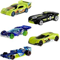 HOT WHEELS-COCHE VALENTINO ROSSI SURT