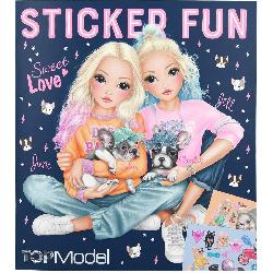 STICKERS FRENCHIE TOP MODEL